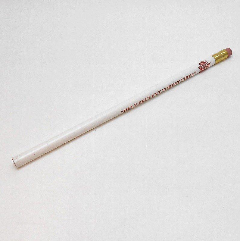 ヴィンテージ鉛筆・未使用・スモーキーベア【画像6】