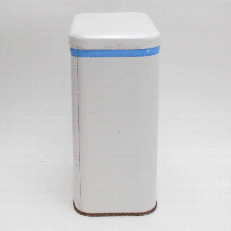 ビンテージ・フランス製・ビーチ&Farine・TIN缶キャニスター【画像8】