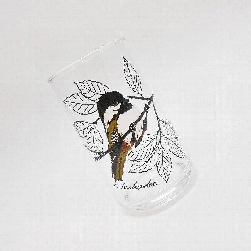 ビンテージ・Chickadee・バードグラス