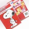グリーティングカード 現行品・未使用未開封・オリジナルボックス入り・スヌーピー・バレンタインカード32枚入り