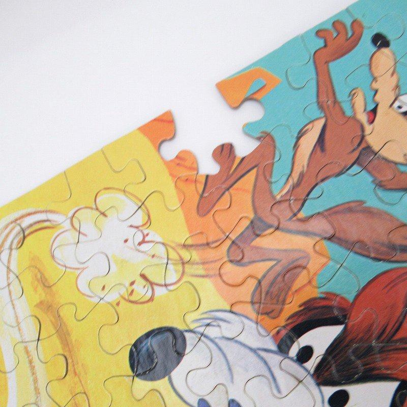 訳あり・1975年・ルーニーチューンズ・ロードランナー・箱付きパズル【画像4】