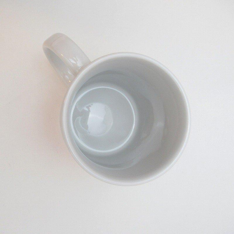 2002年・M&Ms・グリーン&イエロー・スポーツシリーズ・エムアンドエムズ・陶器製マグ【画像6】