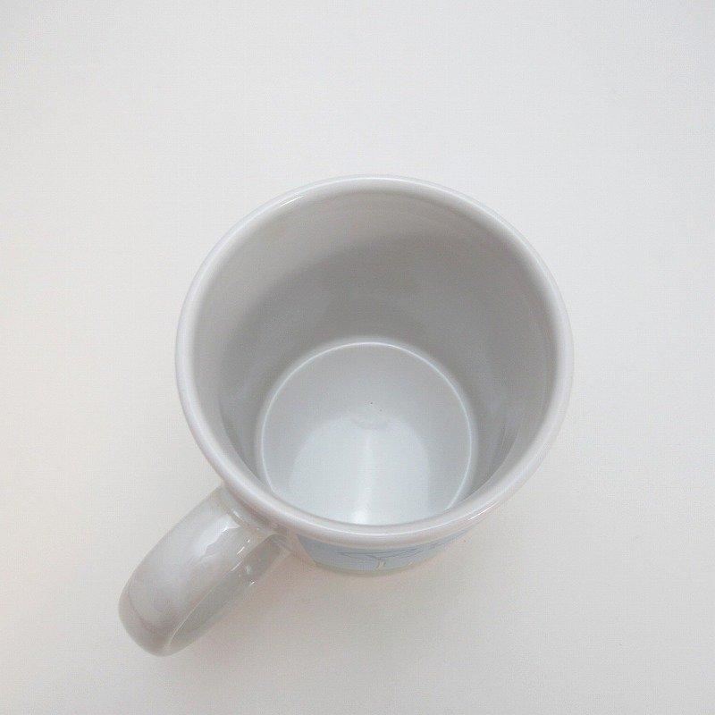 2002年・M&Ms・レッド&ブルー・スポーツシリーズ・エムアンドエムズ・陶器製マグ【画像5】