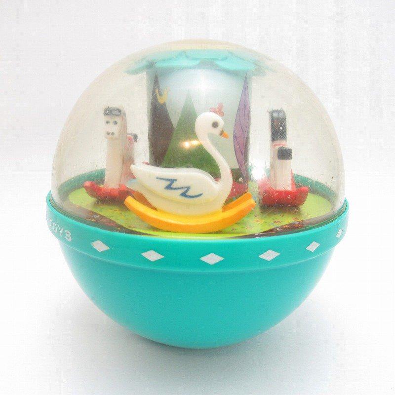 ビンテージトイ「Fisher Price・フィッシャープライス・1966年・Roly Poly Chime Ball」起きあがりこぼし【画像2】