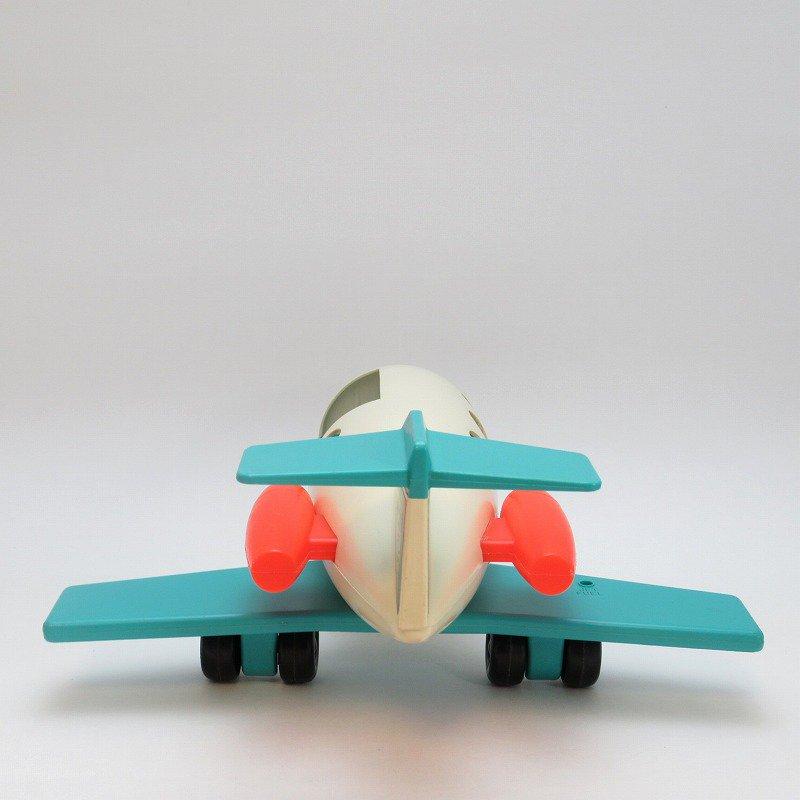 ビンテージトイ・1970年、1972年・フィッシャープライス・プラスチック製・エアプレーン・訳あり・飛行機【画像6】