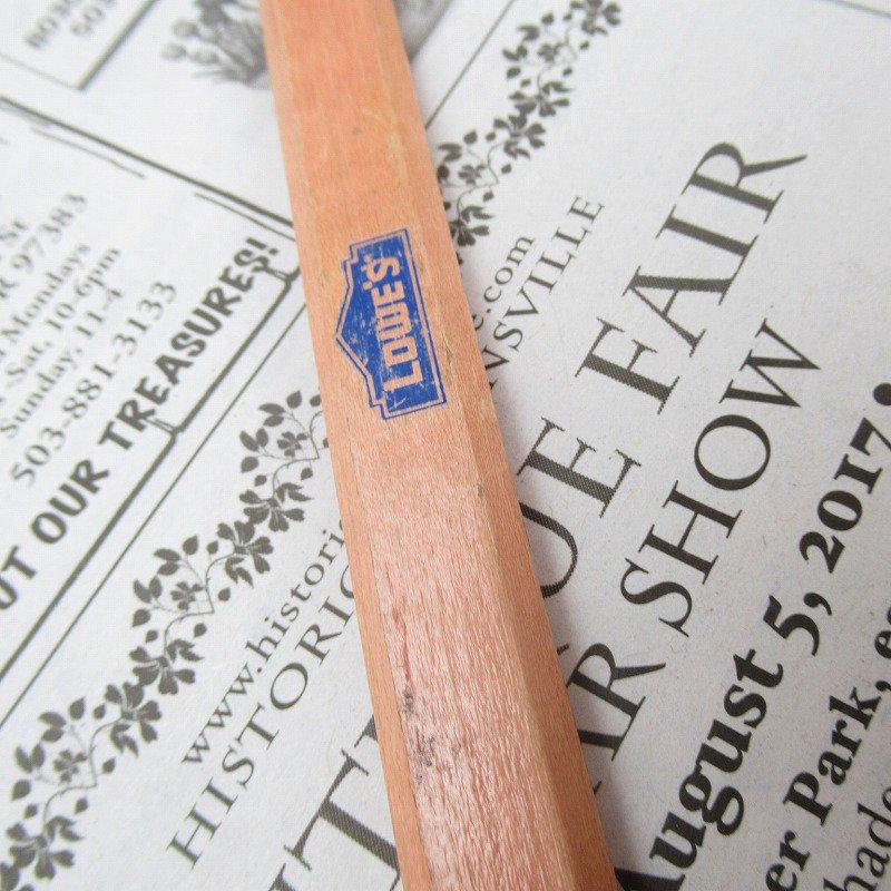 ヴィンテージ文房具・横太鉛筆・Lowe's【画像2】