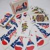トランプ・パズル・ゲーム・塗り絵・ステンシルなど ヴィンテージ・1997年・Pepsi・ダイエットペプシ・トランプ