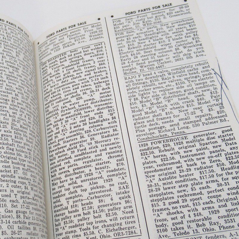 ヴィンテージブック・Motor News・1963年オート系マガジン【画像8】