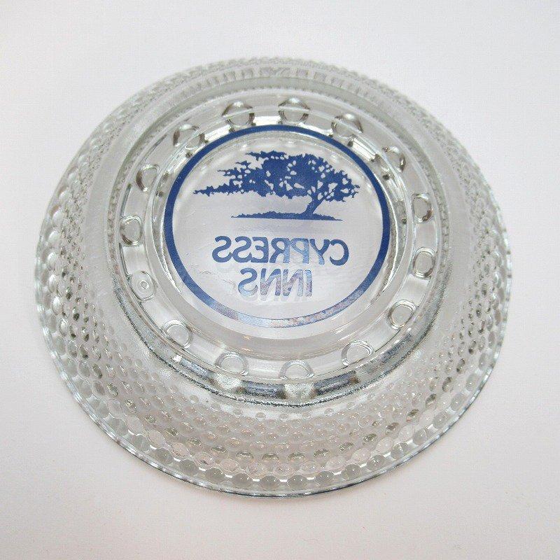 ヴィンテージアッシュトレイ・Cypress Inn・ブルーツリー灰皿【画像3】