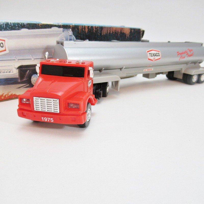 1995年バージョン・1975年テキサコタンカー・TEXACO・オリジナルボックス付・貯金箱プラス