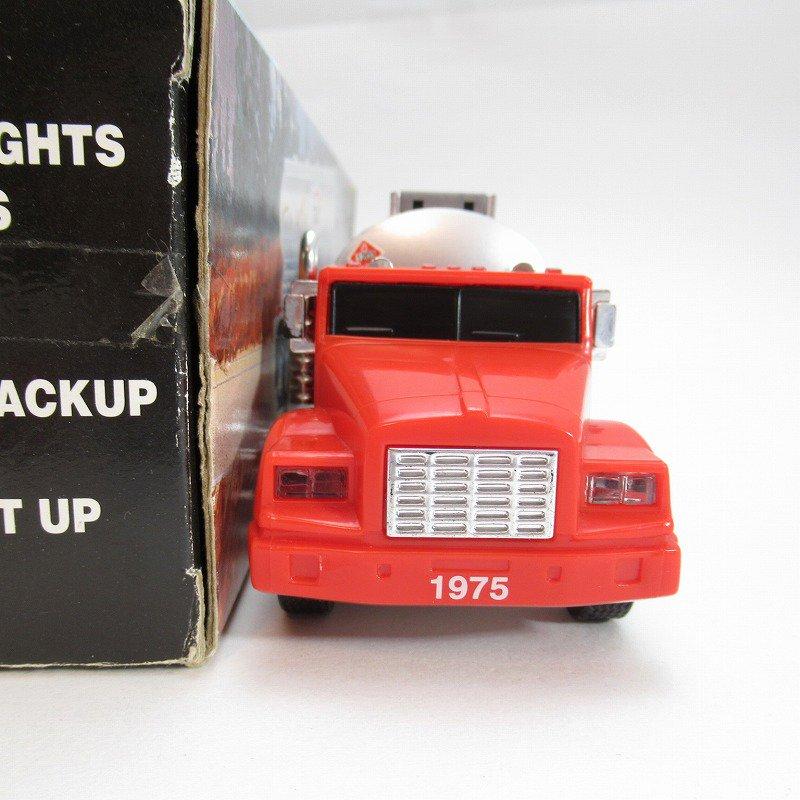 1995年バージョン・1975年テキサコタンカー・TEXACO・オリジナルボックス付・貯金箱プラス【画像2】
