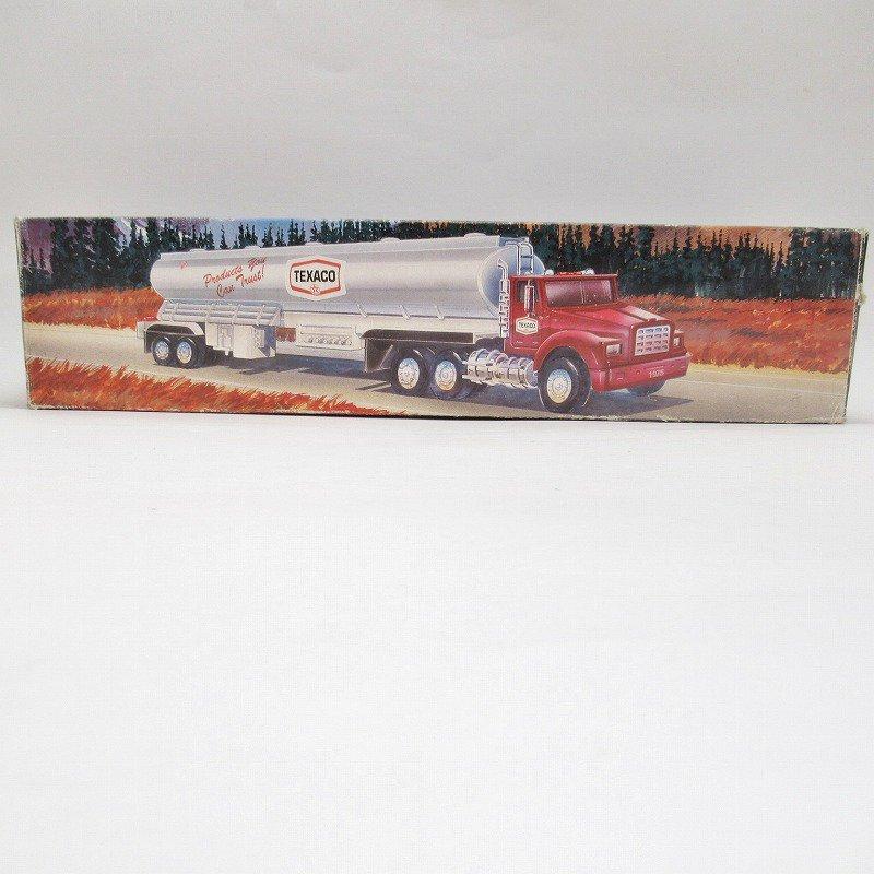 1995年バージョン・1975年テキサコタンカー・TEXACO・オリジナルボックス付・貯金箱プラス【画像16】