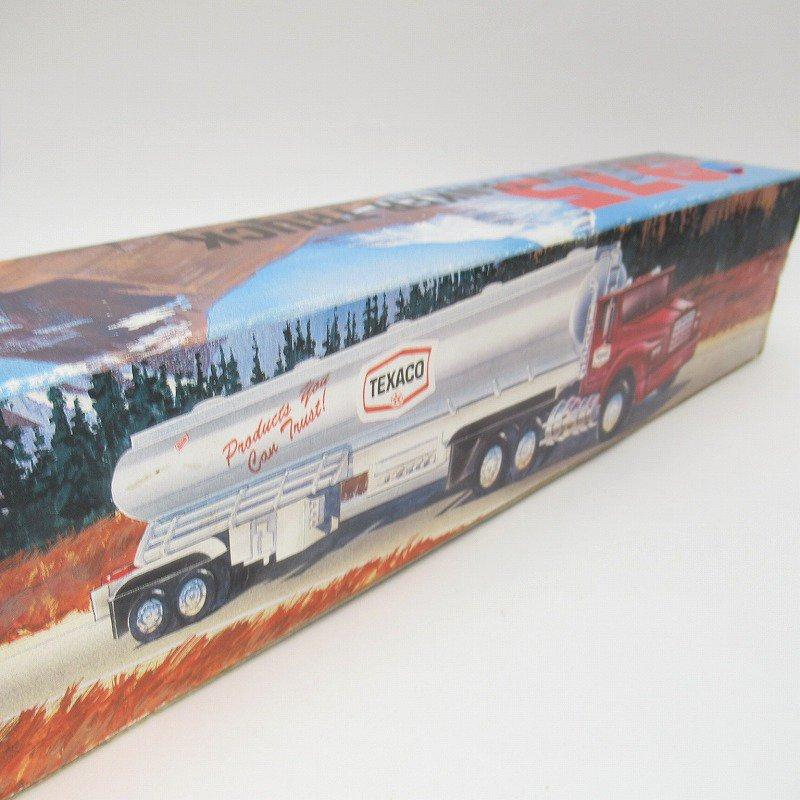 1995年バージョン・1975年テキサコタンカー・TEXACO・オリジナルボックス付・貯金箱プラス【画像19】