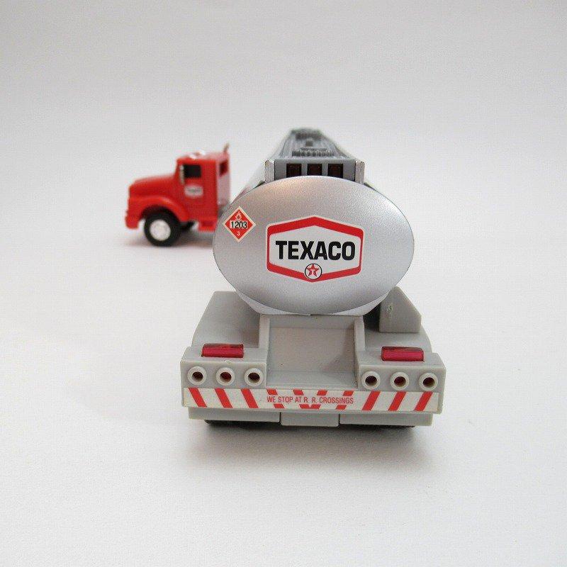 1995年バージョン・1975年テキサコタンカー・TEXACO・オリジナルボックス付・貯金箱プラス【画像9】