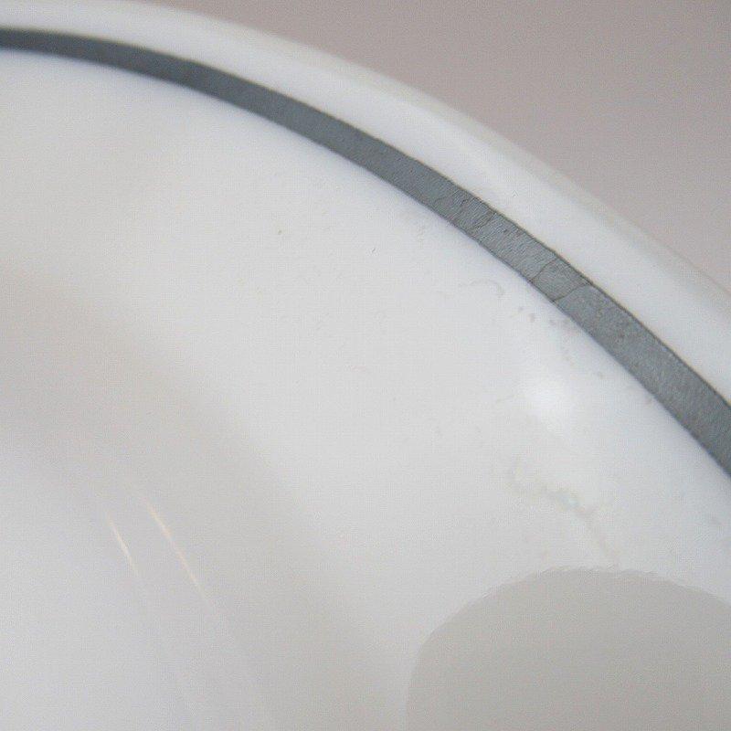 アウトレット・アンカーホッキング・アンカーウェア・ブラックライン・レストランウェア・オーバルプレート【C】【画像11】