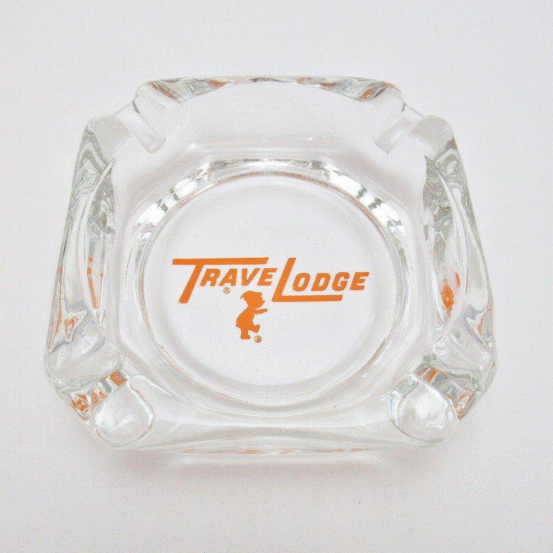 アンカーホッキング・ヴィンテージアッシュトレイ・Travel Lodge・灰皿