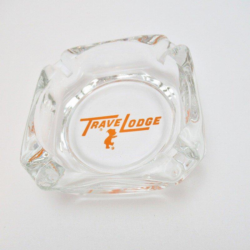 アンカーホッキング・ヴィンテージアッシュトレイ・Travel Lodge・灰皿【画像2】