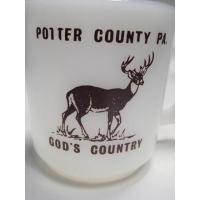 直近のソールドアウト グラスベイク・Potter County PA・マグ