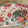 E.T.など他キャラクター ヴィンテージ・アメリカコミック雑誌・Cracked・1986年5月号