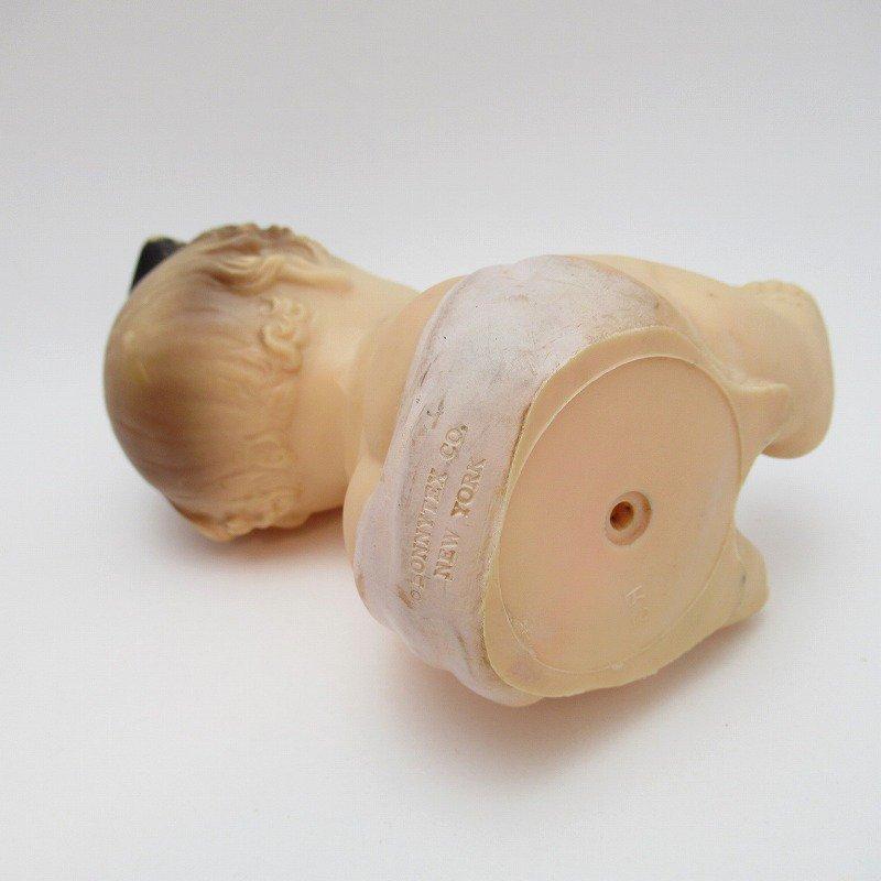 ヴィンテージ・ラバードール・BONNY TEX社・博士帽のベビー【画像8】