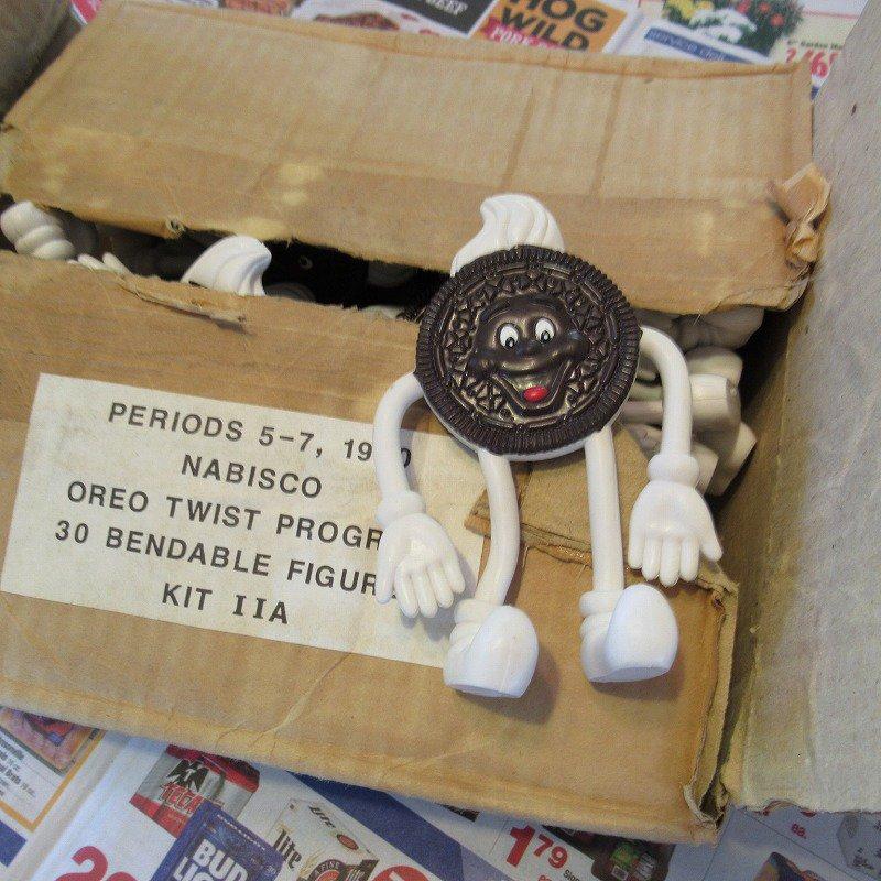 【大量入荷につき期間限定ご奉仕価格】デッドストック・未使用・ヴィンテージ・ナビスコ・OREO・オレオ・ベンダブル・白い靴【画像2】