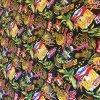 ミラー&コームなどその他服飾雑貨全般 ヴィンテージ・ニコルミラー・フリトレースナック菓子&キャラクタープリント・スカーフ