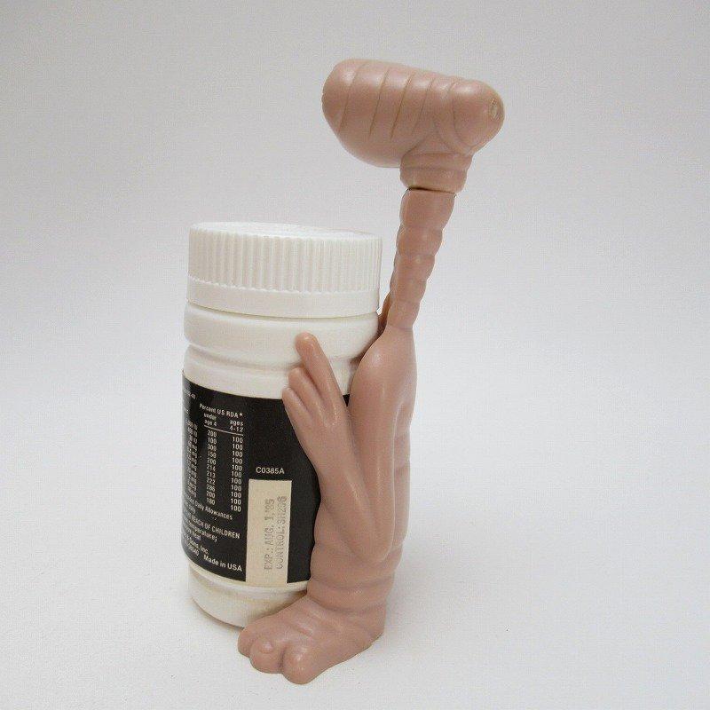 ヴィンテージ・1980年代・E.T.キャラクター付き・子供用ビタミン剤【画像22】