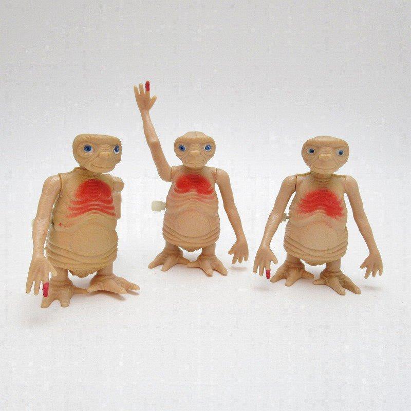 ヴィンテージ・1982年・E.T. トコトコトイ・赤い指