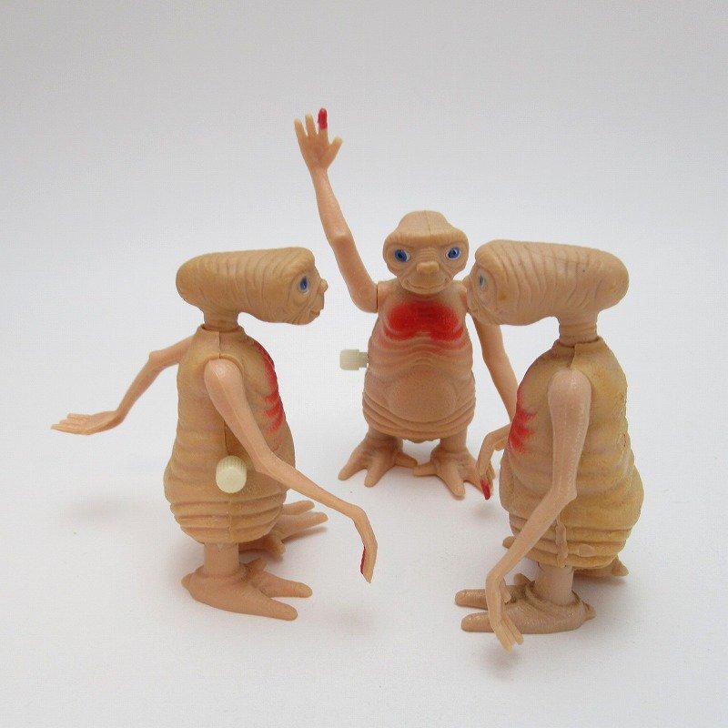 ヴィンテージ・1982年・E.T. トコトコトイ・赤い指【画像2】