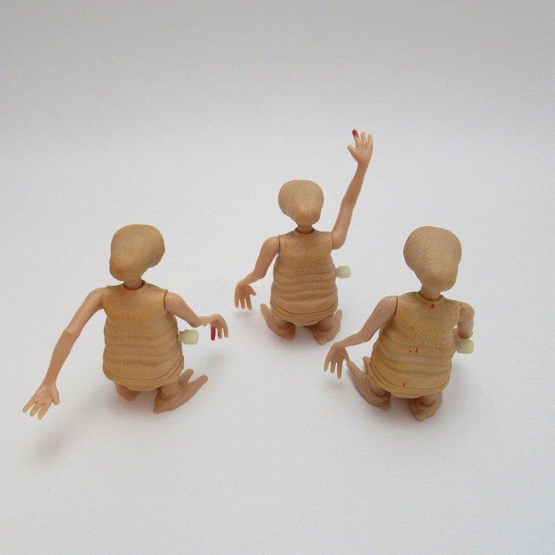 ヴィンテージ・1982年・E.T. トコトコトイ・赤い指【画像3】