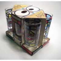 アドバタイジング・組織系 未使用・オリジナルケース付き・アンカーホッキング・Party Pack・ビールグラス6個セット
