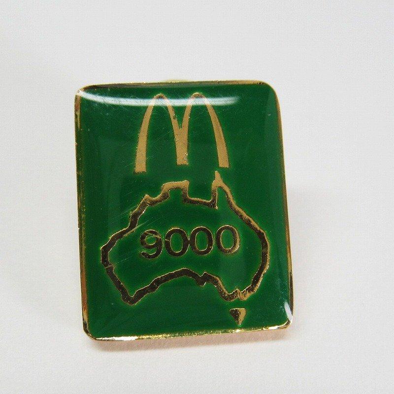 ヴィンテージ・マクドナルドピンズ・オーストラリア9000【画像2】