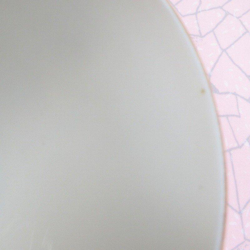 ヴィンテージ・ドイツ製・1949年〜1954年・ババリア・ミッドセンチュリー・アトミックプリント・デミタス・カップ&ソーサー【E】【画像19】