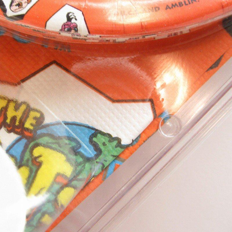 ヴィンテージ・1980年代・デッドストック・未開封・ハンナバーベラ・フリントストーンズ・65ピース入り・8人用パーティーセット【画像8】