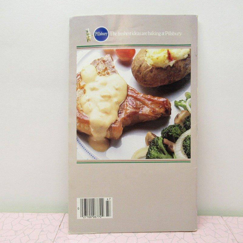 ヴィンテージ・1984年・Come For Dinner・レシピブック・ドウボーイ【画像2】