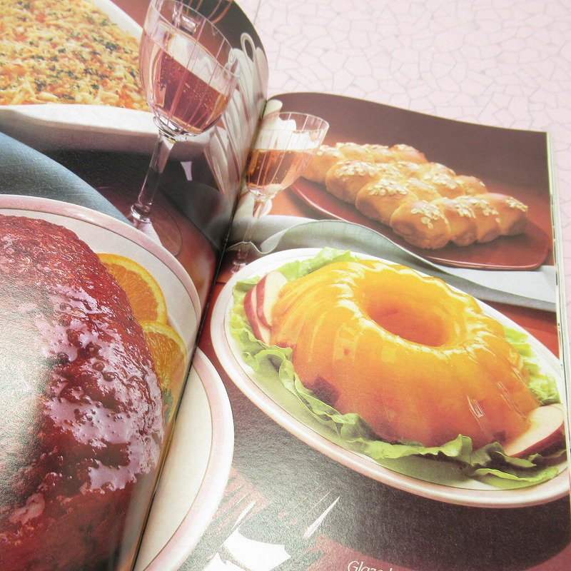 ヴィンテージ・1984年・Come For Dinner・レシピブック・ドウボーイ【画像11】