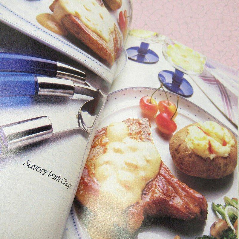 ヴィンテージ・1984年・Come For Dinner・レシピブック・ドウボーイ【画像9】