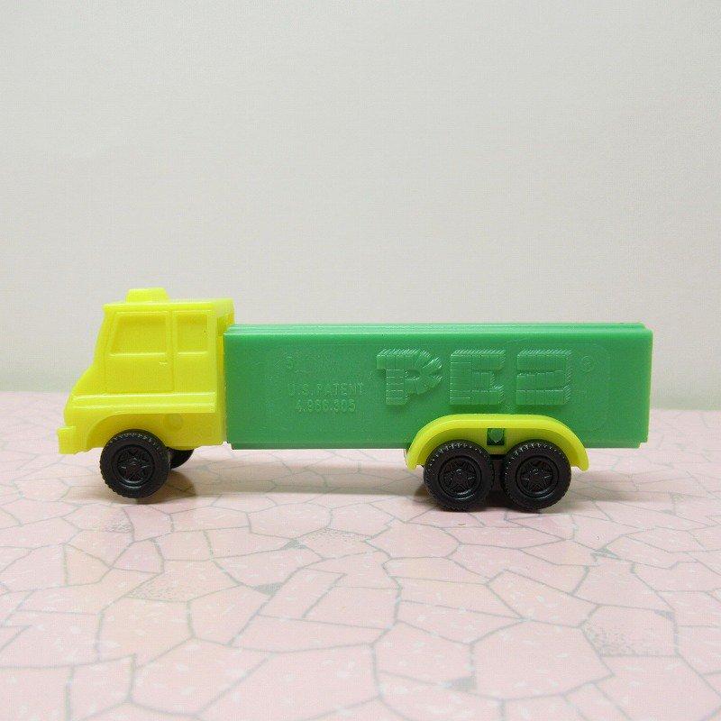 ペッツ・Pez・トラック・黄色x緑【画像5】