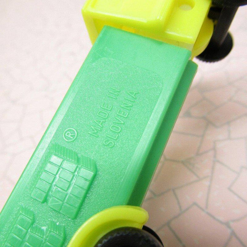 ペッツ・Pez・トラック・黄色x緑【画像6】