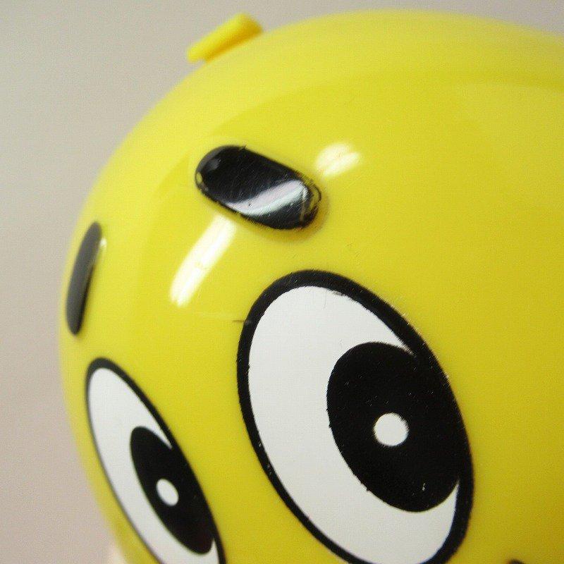 【訳あり】ヴィンテージ・M&Ms・エムアンドエムズ・黄色・ディスペンサー【画像6】