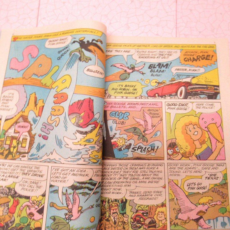 ヴィンテージ・1981年8月号・バスキンロビンス・31アイスクリーム・マガジン【画像7】