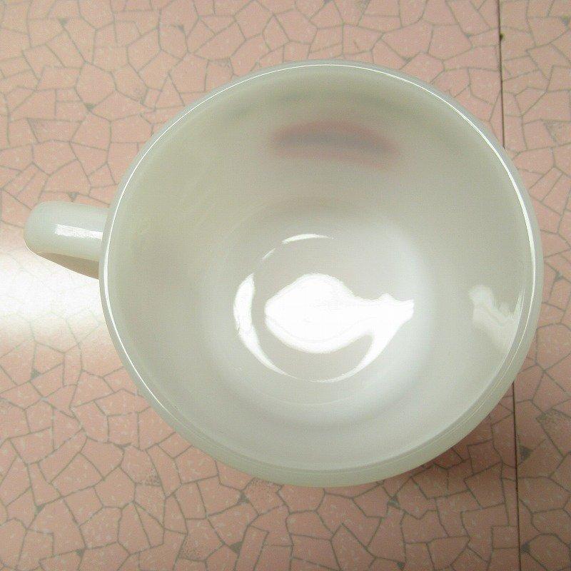 デッドストック・未使用・フェデラルグラス・テキサコ・TEXACOマグ・1972年【A】【画像4】