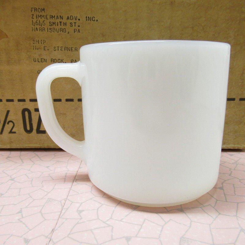 デッドストック・未使用・フェデラルグラス・テキサコ・TEXACOマグ・1973年【A】【画像4】