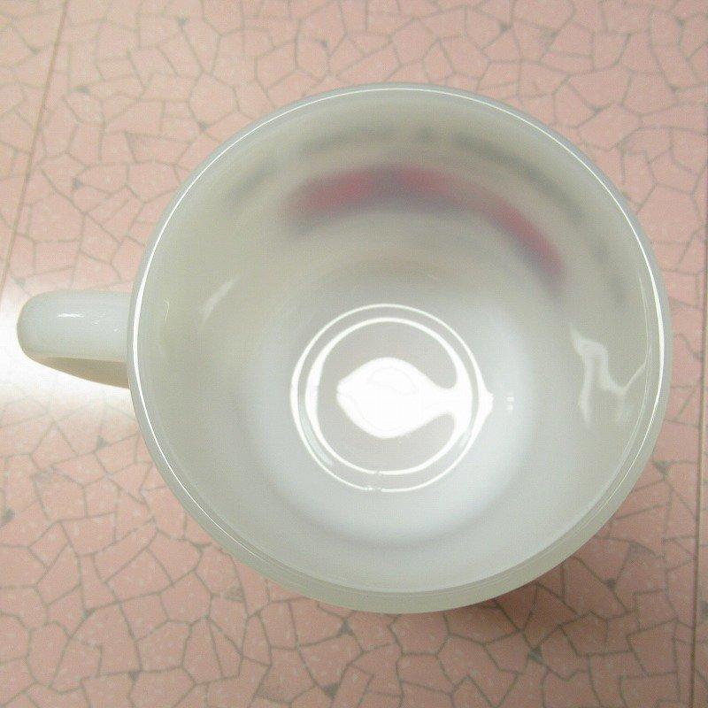デッドストック・未使用・フェデラルグラス・テキサコ・TEXACOマグ・1973年【A】【画像6】