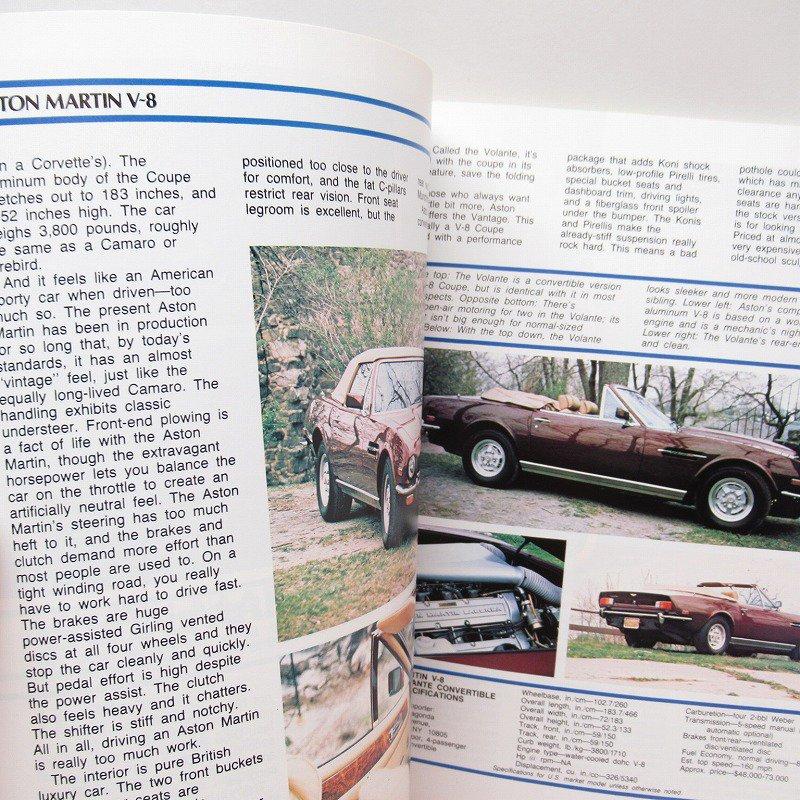 ヴィンテージカー エリートカーズ 1980年1月号 マガジン【画像16】