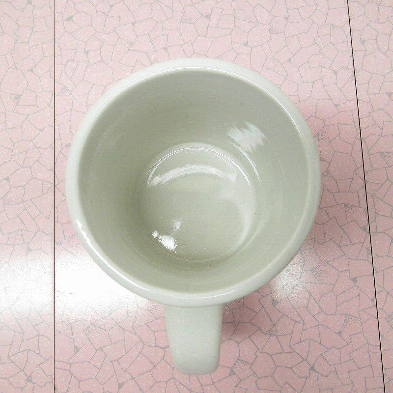 ルート6 6 陶器製 レストラン スタイル ヘビー マグ【画像6】