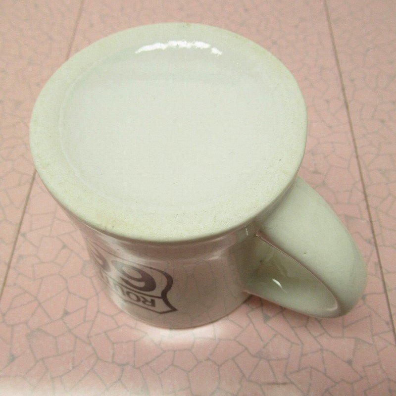 ルート6 6 陶器製 レストラン スタイル ヘビー マグ【画像7】