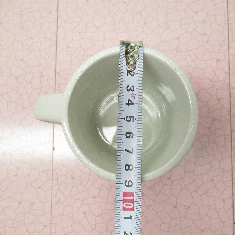 ルート6 6 陶器製 レストラン スタイル ヘビー マグ【画像9】