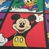 シーツ&ハンドメイド素材  ヴィンテージシーツ ミッキー ディズニー ビッグスクエア フラット