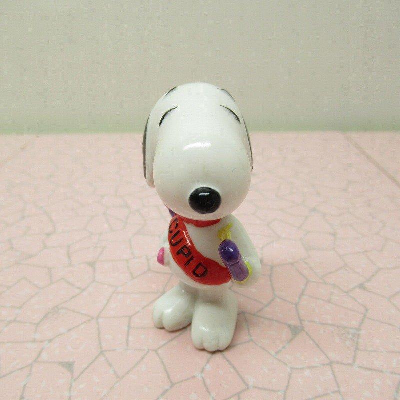 スヌーピー PVC ホイットマンズ バレンタイン キューピッド【画像2】